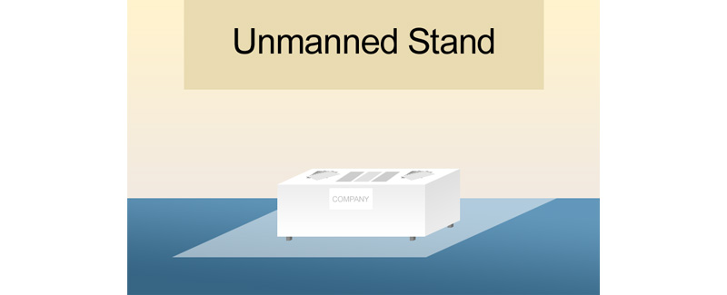 Unmanned Stand
