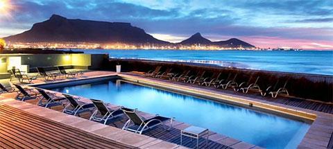 Lagoon Beach Hotel, Cape Town