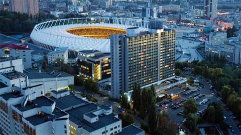 Premier Hotel Rus, Kyiv