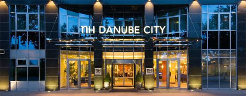 Hotel NH Danube City, Vienna